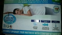 Brand New Memory foam Queen With cool down Shakespeare