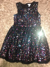 Cat and Jack dress for girls, like new size 10/12 Chicago, 60639