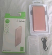 Belkin power bank for cell phones or tablets Kaysville, 84037