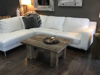 Reclaimed wood coffee table , T7Y 2E4
