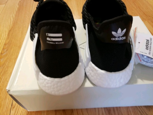 187838476 Used pharrell chanel adidas human race for sale in New York - letgo