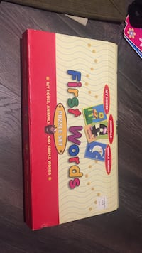 First Words puzzle set box 560 km