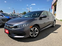 2017 Honda Civic | BACKUP CAM | Apple CarPlay | 81,000km Toronto