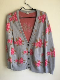 Rose print sweater Marina, 93933