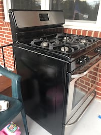 Stainless steel gas stove Essex, 21221