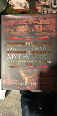 Dictionary of Mythology  Mississauga, L5C 1E9