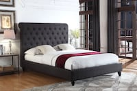 Upholstered Bed 541 km