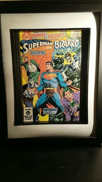 Vintage 1984 Superman and Bizarro Saint Thomas, N5P 1J6