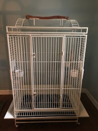 Parrot cage null