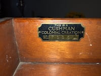 "Antique dresser 1930's ""Cushman Colonal Creation Noo# 7163"" Largo, 33773"
