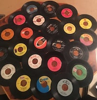 Lot of 26 old 45 records