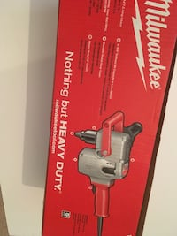 Milwaukee 1/2 hole hawg drill Lawrenceville, 30044