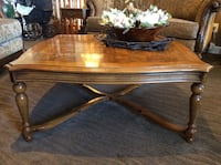 Sklar Pepper Coffee Table, two Sided Table, Console or Sofa Table Sherwood Park, T8A 6A6