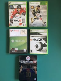 Xbox 360 sports game pack