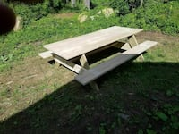 Homemade picnic tables for sale. Lakeville, 02347