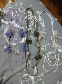 3 for $10 layered necklaces Toronto, M3A 2W9