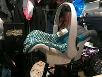 Nuture carseat used  Triangle, 22172