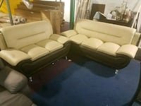 U7204 beige sofa, love seat & chair  Falls Church, 22041