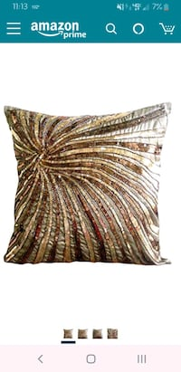 Beautiful dazzling pillow covers (2) Henderson, 89074