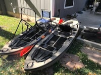 Kayak Package with trailer Austin