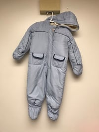 24 months Hooded Footed Puffer Snowsuit San Diego, 92124