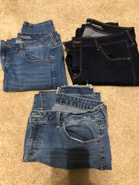 3 pair size 12 Women's Anderson, 29621