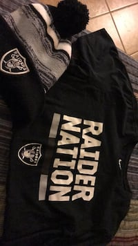 raiders tee  SIZE M in adult  Somerton, 85350