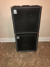 Ampeg BA115 and BA210 Cabs Loaded Vance, 35490