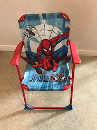 Chaise pliante enfant Spiderman  La Courneuve, 93120