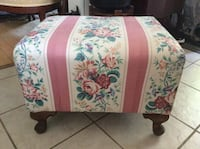 Vintage foot stool Kitchener, N2M 1L4