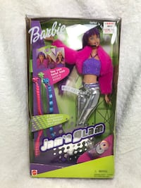 Barbie jam n Glam 2001 by Mattel (B-2). Daly City