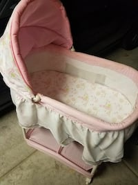 Bassinet with wheels Columbia, 29223
