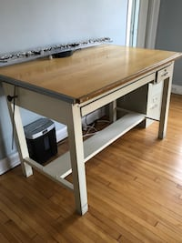 Vintage Drafting Table and stool Grand Rapids, 49503