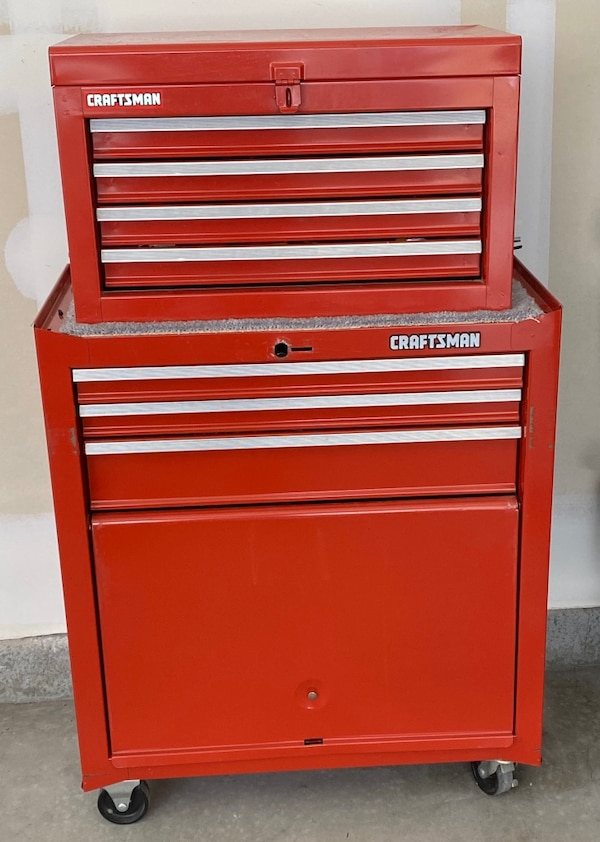 Craftsman Toolbox set 20090c81-8566-40cc-89aa-267b1064da94
