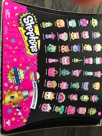 Shopkins ultimate collectors series of 40 new in box.  Cash and pickup only. Hawthorn Woods, 60047