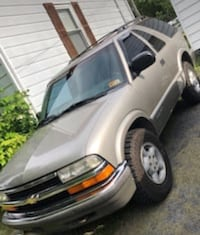 Chevrolet - Blazer - 2002 Glen Morgan, 25813
