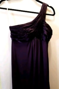 Deep violet gown for sale Toronto