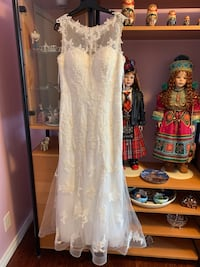 Wedding Dress Toronto, M2M 1P7