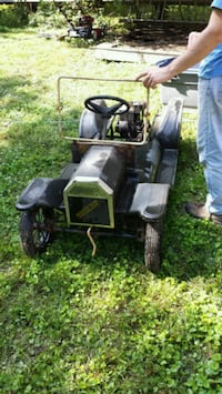 Model T Go Kart to Restoring/repurpose project Silver Spring