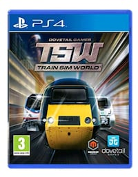 Train sim world ps4 Gragnano, 80054