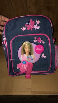 Barbie small  Bookbag and Water bottle Columbus, 43110