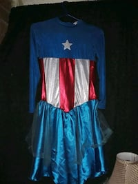 GIRLS SIZE SMALL WONDER WOMAN COSTUME  St. Catharines