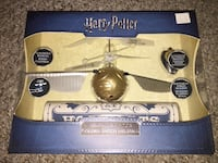 Harry Potter Golden Flying Snitch Quidditch Heliball Indoor  Calgary, T3E 6L9