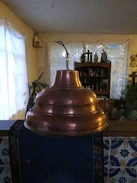 Solid Copper Lamp Shade Los Ranchos de Albuquerque, 87107