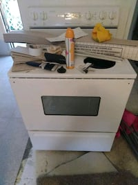 white and black electric range oven Tucson, 85706