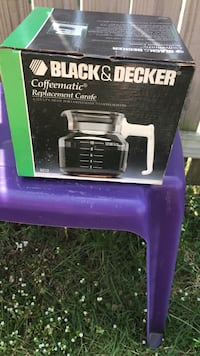 coffee maker replacement