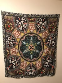 ETHNIC MANDALA TAPESTRY WALL HANGING NEW Victoria