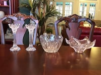 Assorted Crystal Lafayette, 70508