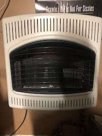 Comfortable Glow gas 30,000 BTU Ventless heater Morton Grove, 60053