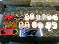 Build a bear shoes n skate n snow boards Hedgesville